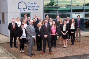 County Team Photo